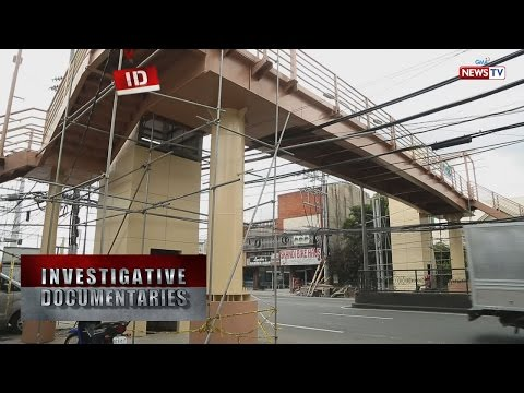 Investigative Documentaries: Footbridge sa Imus, Cavite at Caloocan, natatawiran na ng mga residente
