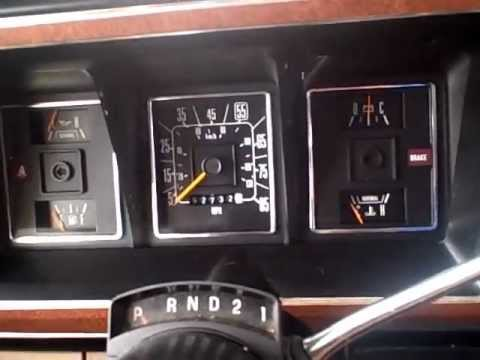 1987 Honey Class C motorhome