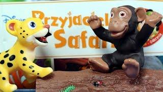 Przyjaciele na Safari - Disney - Lamparciątko Coco - Encyklopedia zwierząt z zabawkami - #8