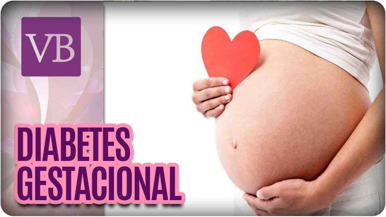 quais os sinais de diabetes gestacional
