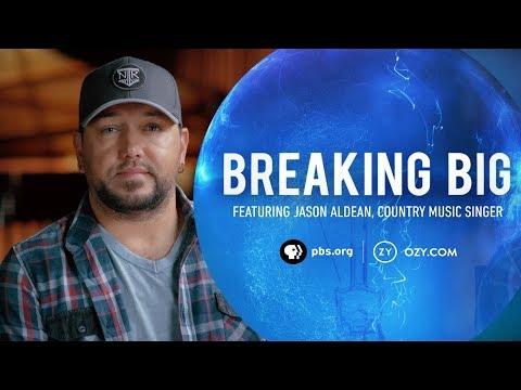 Jason Aldean – Breaking Big