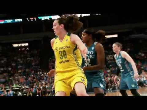 Breanna Stewart Rookie of the Year Highlights
