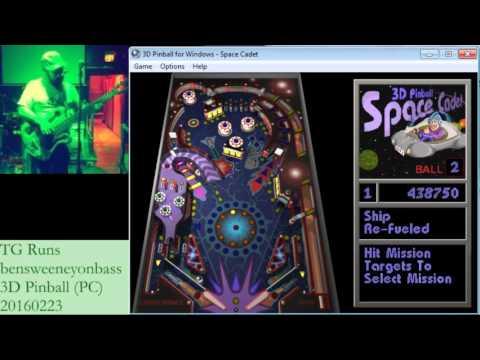PC 3D Pinball Space Cadet 6,689,750pts BTS