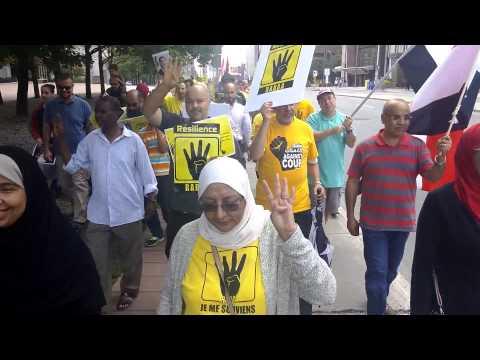 Rally 2: Rabaa Day 2015 - Ottawa