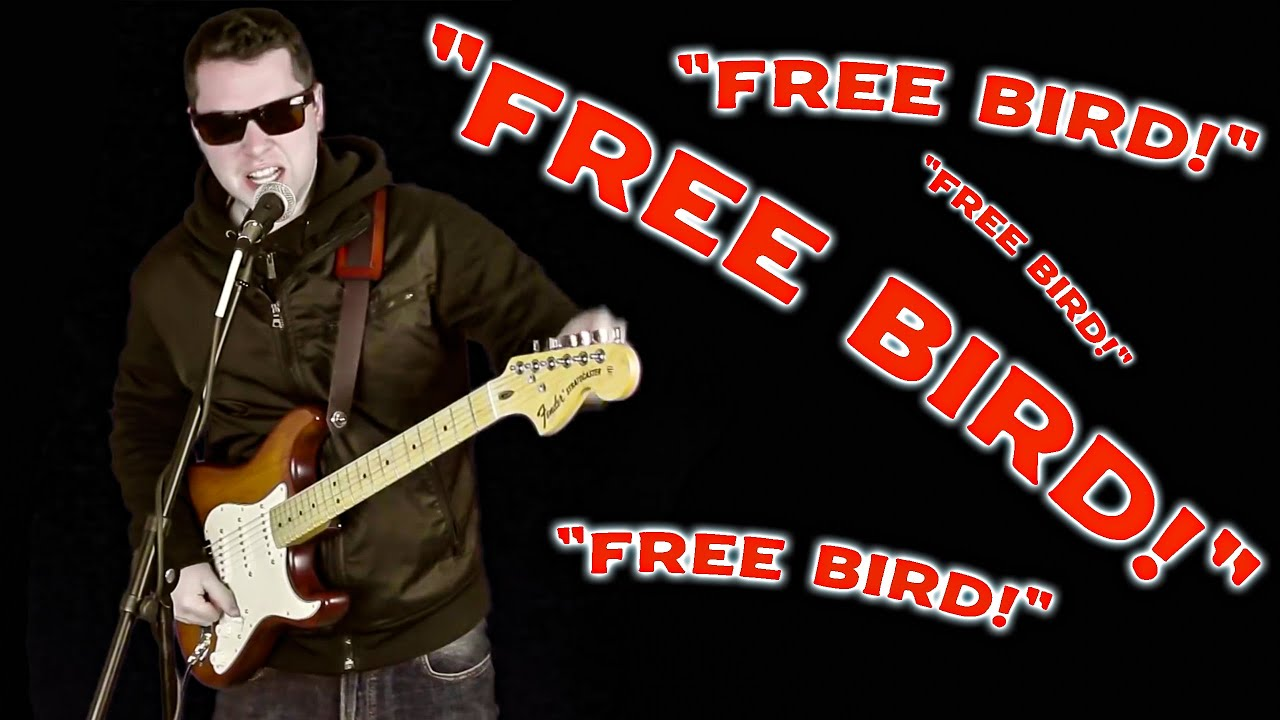 "Why Do People Yell ""FREE BIRD!"" at Guitarists?"