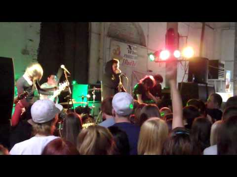 Abandon All Ships- Guardian Angel Live