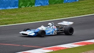 Le son unique du moteur v12 Matra MS11 F1 sound