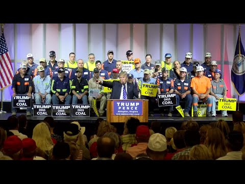 FULL: Donald Trump Delivers Economic Policy Speech in Abingdon, VA 8/10/16