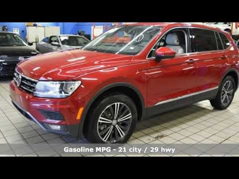 New 2019 Volkswagen Tiguan Capitol Heights, MD #VKM051406 - SOLD