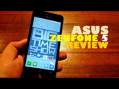 """Asus Zenfone 5 Review - Powerful 5"""" Intel Atom Dual-SIM Smartphone With 2GB RAM For Only PHP 6,495"""