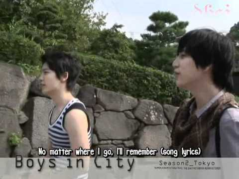 Download [Eng Sub] (DBSJ Productions) Super Junior Boys in City Season 2 (Ep. 1-2)