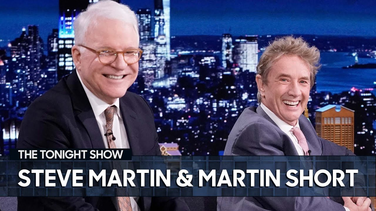Download Steve Martin and Martin Short Remember Their Friend Norm Macdonald | The Tonight Show