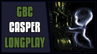 Casper - GBC 100% Longplay/Walkthrough #48 [720p60]