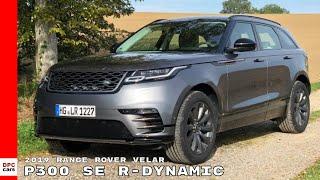 2019 Range Rover Velar P300 SE R-Dynamic
