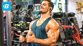 Superset Arm Workout for Mass | Brian DeCosta