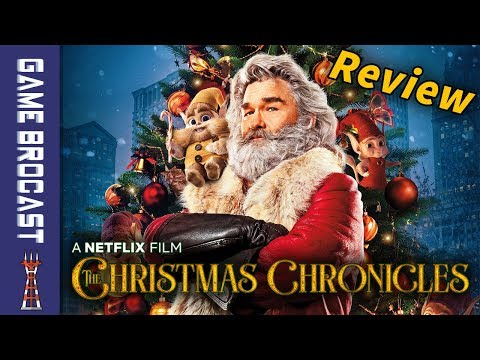 The Christmas Chronicles Poster.The Christmas Chronicles Netflix Movie Review Game