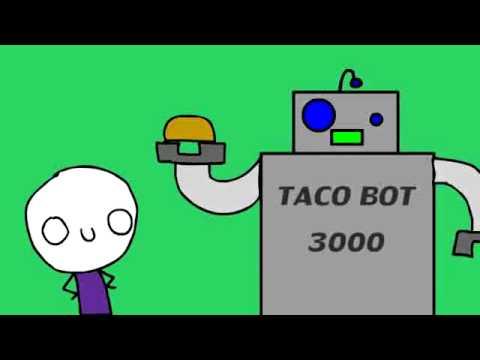 Raining Tacos In Reverse