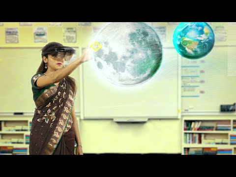 The Future of Classrooms with AR/VR (Mixed Reality) | Transforming Indian Education System