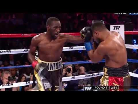 Terence Crawford vs Julius Indongo - Fight Prep - Crawford vs Diaz Part 3