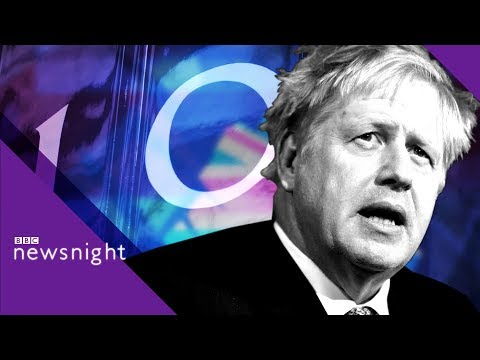 Will Boris Johnson be forced to do a deal with the Brexit Party? - BBC Newsnight