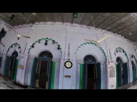 THE MAUSOLEUM OF NAWAB WAJID ALI SHAH, THE LAST NAWAB OF AWADH:
