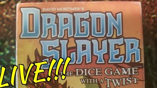 Pixie Playthrough - Dragon Slayer The Dice Game With A Twist