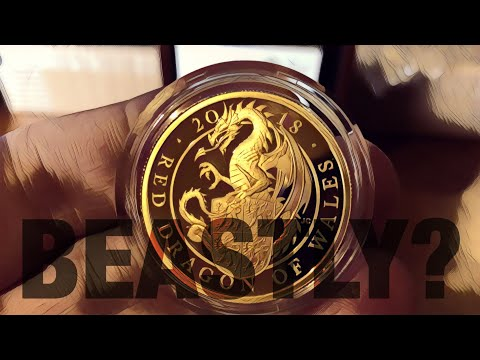 Buying Beasts from the Royal Mint can be a Beastly Experienc