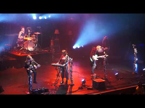 Spun - GROUPLOVE - Live at the Wiltern Theatre, Los Angeles - November 17, 2012
