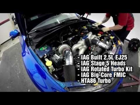 IAG Performance 570HP STi Daily Driver