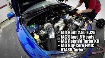 IAG Performance 570HP STi Daily Driver