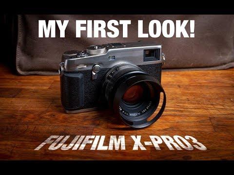 Fujifilm X-Pro3  - Review
