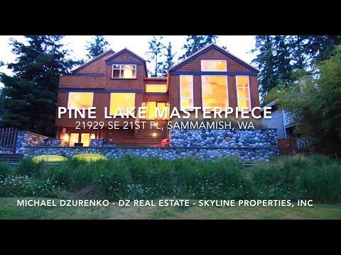 21929 Se 21st Pl, Sammamish, WA - Pine Lake Masterpiece - DZ Real Estate