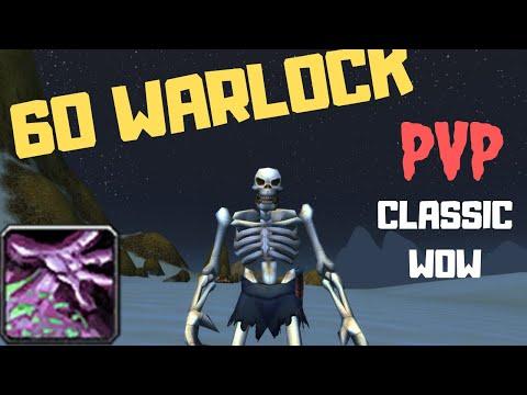 Haunted - 60 Warlock PVP Classic WoW