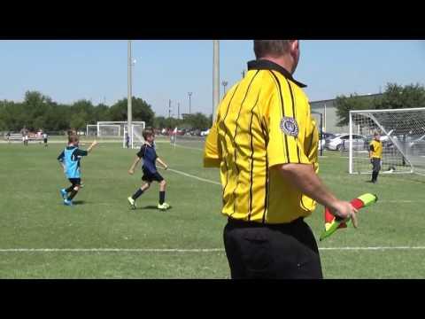BAYFA Chargers vs Keller Saints 10-2-2016 second half