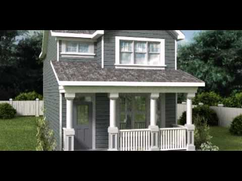 3d Homes Video Presentation for Home Builders and Marketing Studios