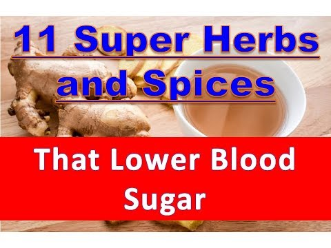 11-super-herbs-and-spices-that-lower-blood-sugar