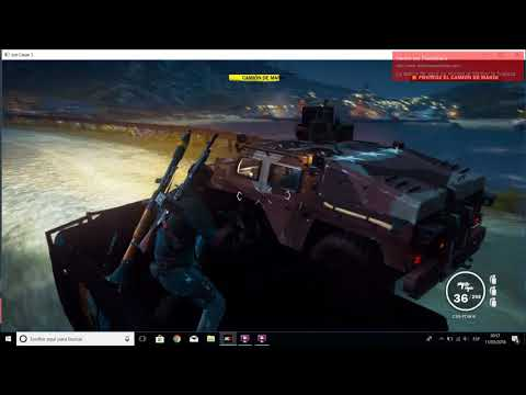 Just Cause 3 #5 La reacción de Di Raviolli
