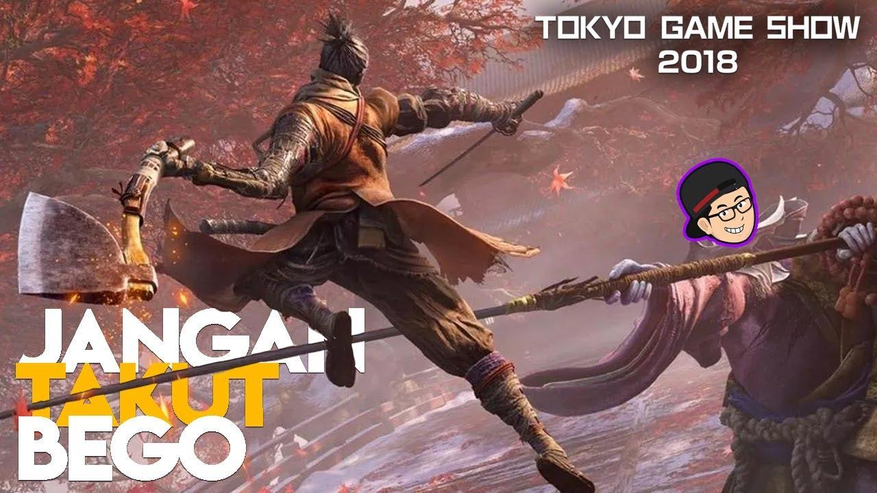Sekiro Shadows Die Twice Bodoh Bisa Main Boss Fight Gameplay Tgs 2018