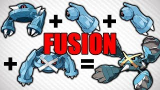 Top 10 REAL Pokemon Fusions!