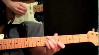Joe Satriani - Tears In The Rain Guitar Performance By Carl Brown