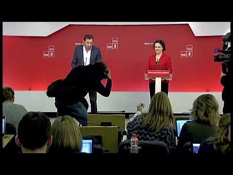 El PSN y el PSOE pedirá explicaciones al Gobierno por la desastrosa gestión que provocó el caos en las carreteras con la nevada