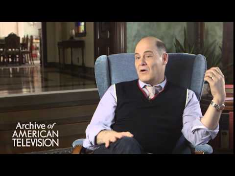 Matthew Weiner discusses the Coke ad on the