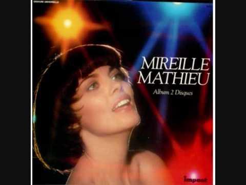 Mireille Mathieu_La première étoile + swedish version by Agnetha Fältskog