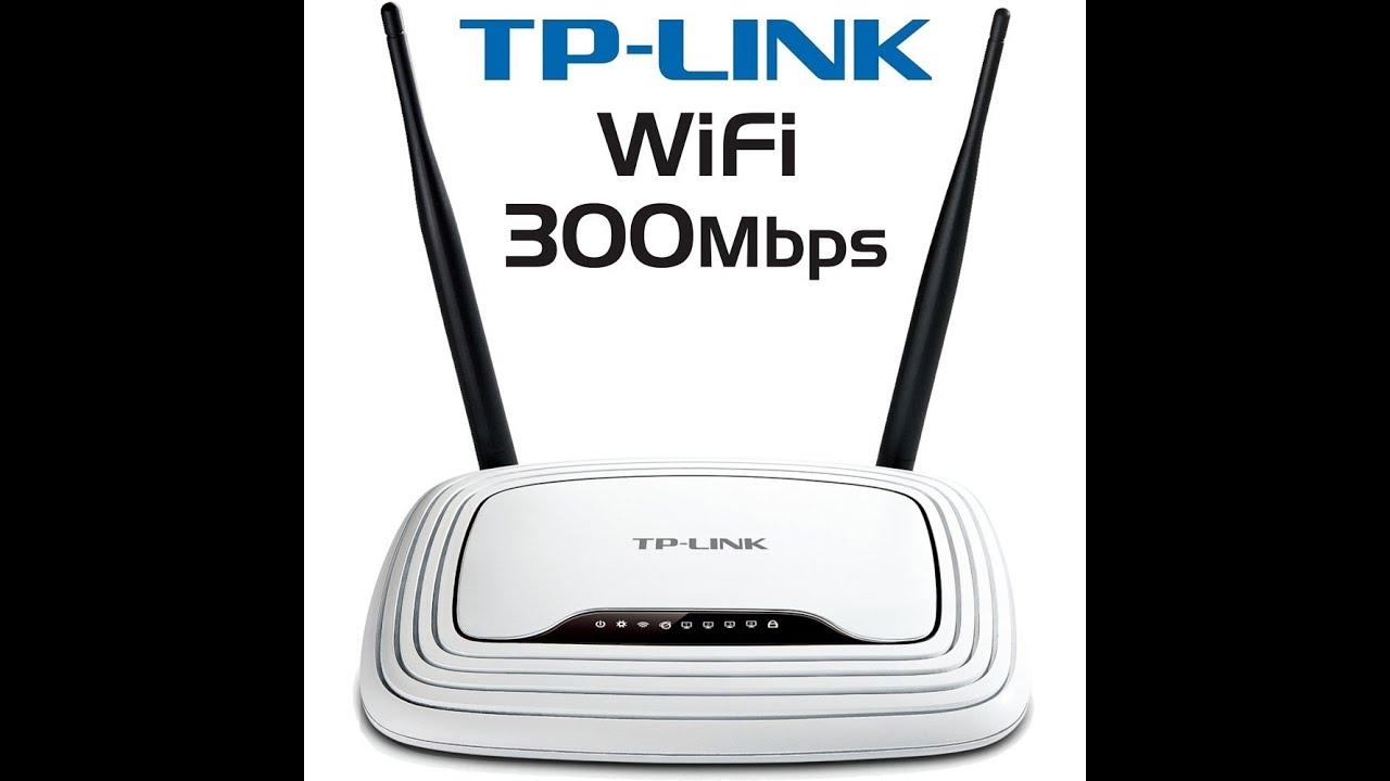 Kết quả hình ảnh cho WIFI TP-LINK 841N 300Mb 2 ANTEN