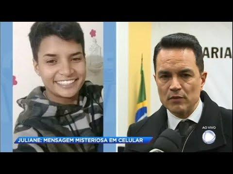 Delegado esclarece informações sobre a morte de Juliane