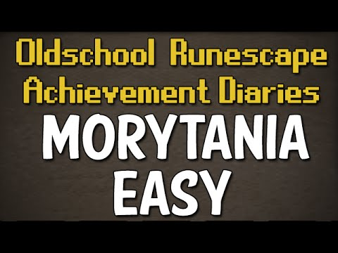 Morytania Easy Achievement Diary Guide | Oldschool Runescape