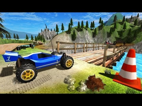 Toy Truck Rally Driver - Android Gameplay HD
