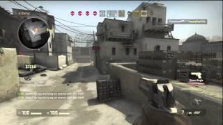 CS:GO 1v5 Sniper Clutch