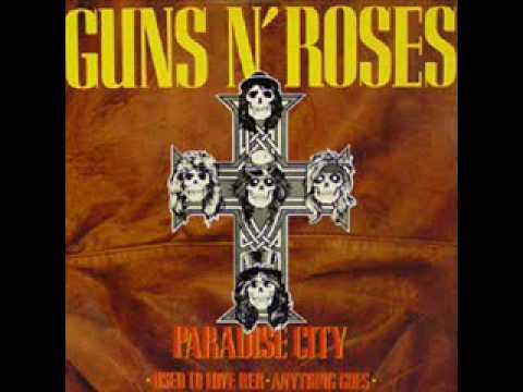 Guns'n'Roses – Paradise City – Instrumental Cover Full Song