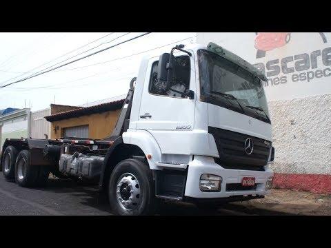 Reforma Mercedes Axor  by  Mascarello Cabines